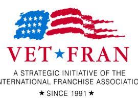 franchise community VetFran logo
