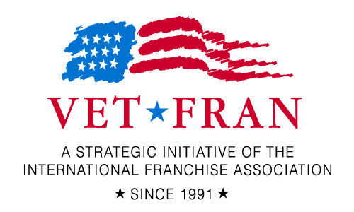 franchise community VetFran logo