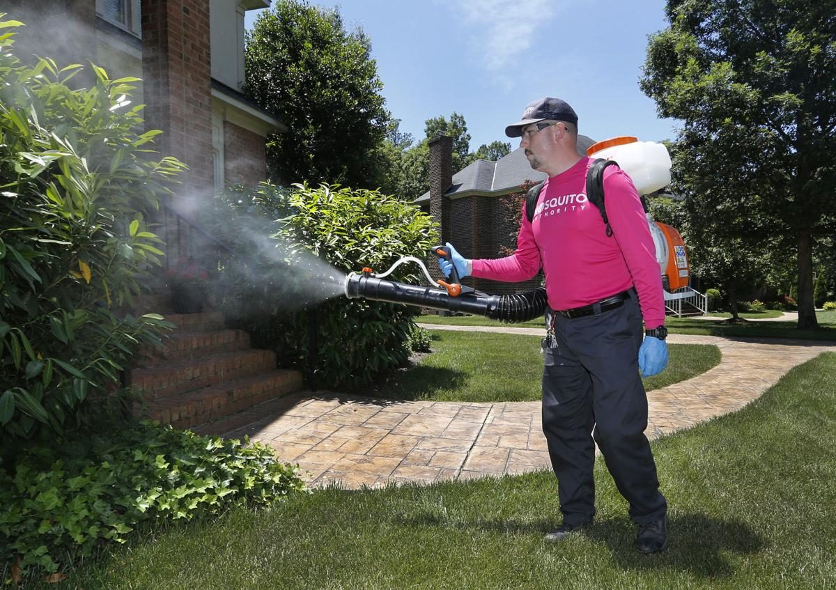 mosquito control solutions by Mosquito Authority